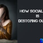 How Social media is destroying us is shown in this picture