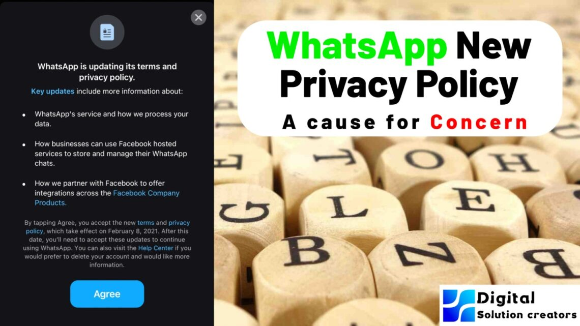 New WhatsApp privacy policy #2021, you should be concerned?
