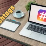 Hashtags for Graphic designers with a designers equipment